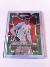 Panini Prizm 2018 World Cup 68 Daniel Sturridge England Green Crystals 07/25