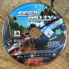 Sega Rally (Sony Playstation 3) Video Game *DISC ONLY*