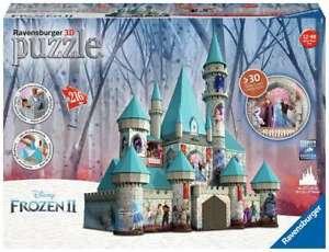 Ravensburger 111565 Disney - FROZEN 2 Schloss 216 Teile 3D Puzzle 10-99 Jahre