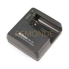 Nikon MH-53 Caricabatterie per ENEL 1 BATTERIA Coolpix 775 885 995 4300 4500 4800 (25196)