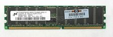 512MB 184pin PC1600 ECC DDR DIMM MT18VDDT6472G-202C3