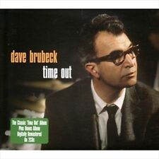 Time Out David Brubeck MUSIC CD