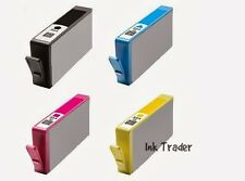 4x HP 364XL Compatible Printer Ink Cartridges for Photosmart Wireless B110a