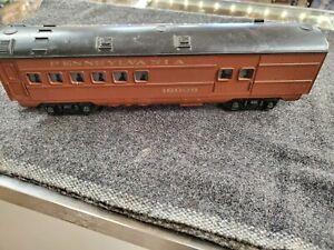 Lionel 16009 Pennsylvania Passenger Car In Very Good Condition Vintage Train