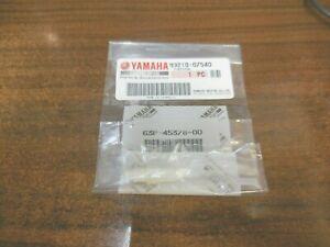 YAMAHA GENUINE PARTS L/U HOSE NIPPLE W O-RING SET 63P-45378-00-00