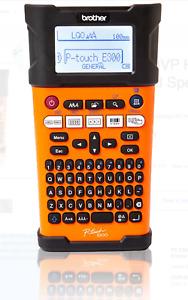 Brother PTE300VP Handheld Label Printer