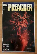 Preacher Nr.7 Variant Cover Speed Comics Deutsch Ungelesen
