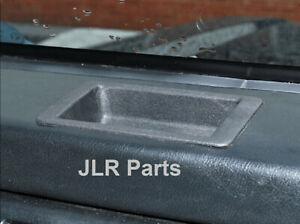 Land Rover Defender 90 110 130 Coin Holder Replaces Ash Tray On Dash - DA2610