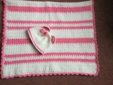 Handmade Girls' Synthetic Nursery Blankets & Throws