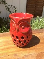 Owl Ceramic Candle Holders & Accessories