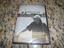 Practice Like a Pro On The Course with Dr Rotella Volume 2 The Mind Game DVD NEW