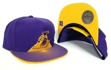 Exclusive Mitchell & Ness Los Angeles Lakers Snapback Hat Cap
