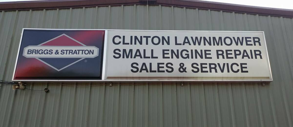 Clinton Lawn Mower & Small Engine