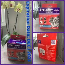 �Feliway Multicat Diffuser Plug-in 30 Day Starter Kit {Brand New} Constantly�