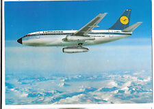 Lufthansa B737 City Jet in Flight PPC VGC Unposted.