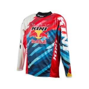 Kini Redbull Adults 17 RB Competition Pro Motocross MX Enduro Jersey