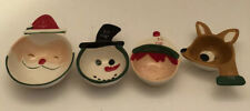 Christmas Stackable Ceramic Measuring Cups