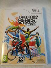Summer Stars 2012 Nintendo Wii