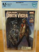 Star Wars: Darth Vader #3 (CBCS 8.5) 1st Appearance of Doctor Aphra [A]