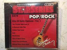 SOUND CHOICE KARAOKE CDG Kelly Clarkson Volume 1     2479