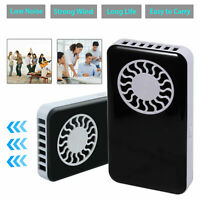 USB Mini Portable Hand-held Fan Pocket Cooling Air Travel Cooler Rechargeable AU