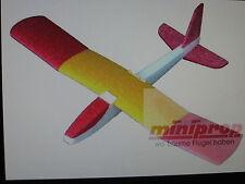 Lancio libratore volo modello EPP, Felix 30 SPW 30 cm