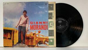 20104 LP 33 giri - Gianni Morandi - Omonimo - RCA 1963