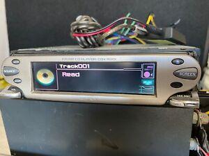 Sony CDX-M3Di Single Din Stereo 4v Old School Stereo MP3 AUX High Fidelity Radio