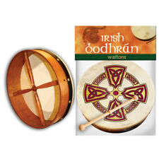 8'' Bodhran With Kilkenny Cross Design