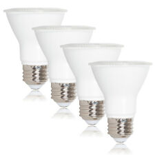 Maxxima PAR20 LED Indoor/Outdoor Dimmable Warm White Bulb 540 Lumens (4 Pack)