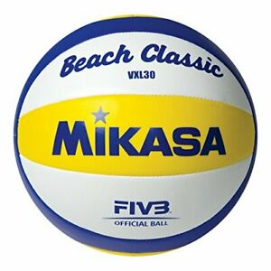 Mikasa VXl30 Volleyball Outdoor VLS300 Olympic Replica Beach Classic