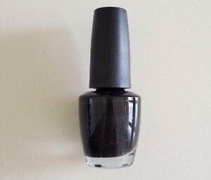 OPI Black Onyx NL T02
