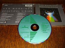 VAN MORRISON BEAUTIFUL VISION - Green Arrow Mercury CD -West Germany/No Target