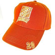 Vintage Home Depot Racing Tony Stewart 20 Orange Baseball Hat Cap Adjustable