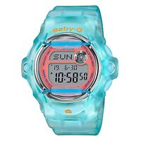 Casio BG169R-2C Baby-G Women's Watch Light Blue 42.6mm