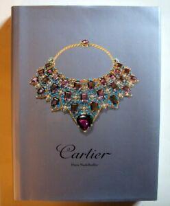 Cartier, by Hans Nadelhoffer.  2007 oversize hardcover 1st ed. in dust jacket