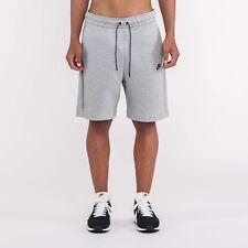 Nike Men's Sportswear Tech Fleece Shorts Gray Black 928513-063 Size: M