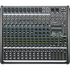 Mackie PROFX16V2 mint 16-Channel 4-Bus Effects Mixer with USB Recording/Playback