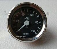 Temp gauge Case Tractors C,D,DI,DO,L,LA,LAI,RC,S,SC,SI,SO,400,600 Oil Pressure