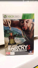 Far Cry 3 Insane Edition for XBOX360 Brand New Factory Sealed