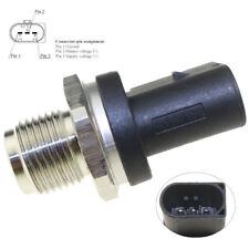 CR Fuel Rail Pressure Sensor For AUDI VW SEAT SKODA MERCEDES SMART 0281002504