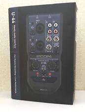 NEW ZOOM Handy audio interface U-44 From JAPAN