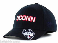 UCONN HUSKIES -  TOP OF THE WORLD DOG TAG FLEX FIT NCAA CAP/HAT - OSFM