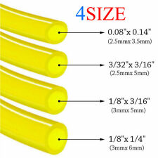 4 Size Fuel Line Hose Petrol Tubing Chainsaw Common for Poulan Weedeater 2 Cycle
