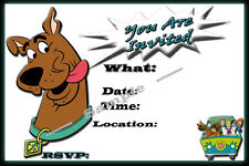 ScoobyDoo Greeting Cards and Invitations eBay