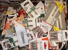 Posten Bosch-MAGNA 1 Kg Bits,Torx, Bit Set Bitset TX/PZ/PH/SL lose verpackt  III