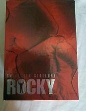 ROCKY Sylvester Stallone,Rocky 1,2,3,4,5 DVD