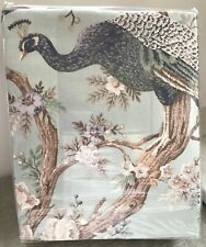 "Laura Ashley Belvedere Duck Egg R/Made Curtains - 88"" W x 90""L (223 x 229cm) NEW"