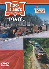 Rock Island's Mid-Continent Route - In The 1960's C Vision Productions DVD