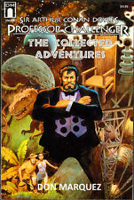 THE COLLECTED ADVENTURES OF PROFESSOR CHALLENGER graphic novel